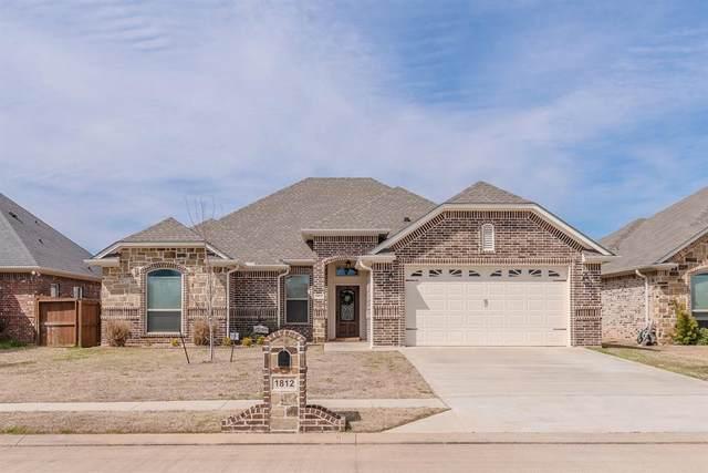 1812 Meadowview, Canton, TX 75103 (MLS #14292419) :: Team Tiller