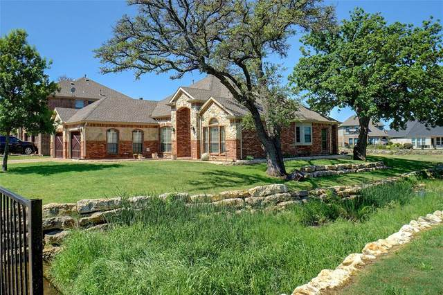 12245 Fairway Meadows Drive, Fort Worth, TX 76179 (MLS #14292666) :: Real Estate By Design