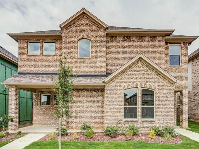 6713 Windlord Drive, Fort Worth, TX 76179 (MLS #14292735) :: Team Tiller
