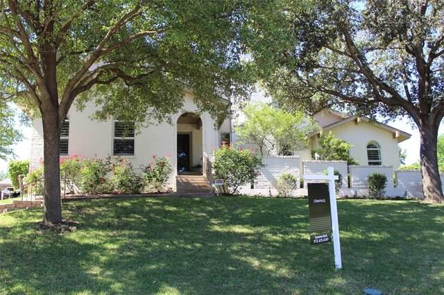 3205 Salinas Court, Irving, TX 75062 (MLS #14293015) :: Maegan Brest | Keller Williams Realty