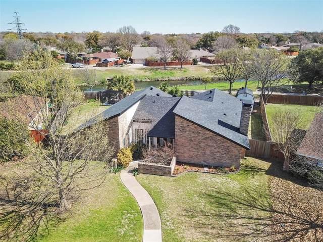 1519 Creekside Drive, Richardson, TX 75081 (MLS #14293054) :: Post Oak Realty