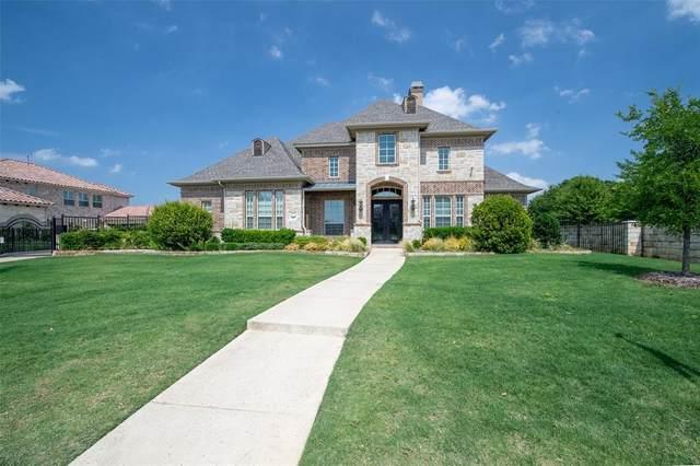 917 Lexington Terrace, Southlake, TX 76092 (MLS #14293349) :: The Kimberly Davis Group