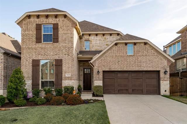 2228 Wimberly Way, Carrollton, TX 75010 (MLS #14293492) :: The Kimberly Davis Group