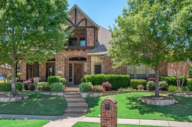 1405 Wade Haven Court, Mckinney, TX 75071 (MLS #14293527) :: All Cities USA Realty