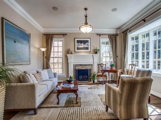 4060 Amherst Avenue, University Park, TX 75225 (MLS #14293581) :: Robbins Real Estate Group