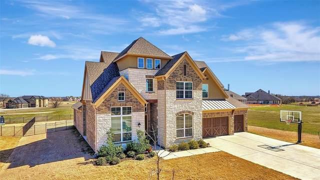 1818 Turtle Creek Lane, Gunter, TX 75058 (MLS #14293717) :: The Kimberly Davis Group