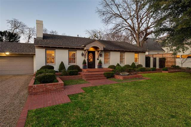 6043 Aberdeen Avenue, Dallas, TX 75230 (MLS #14294944) :: Robbins Real Estate Group