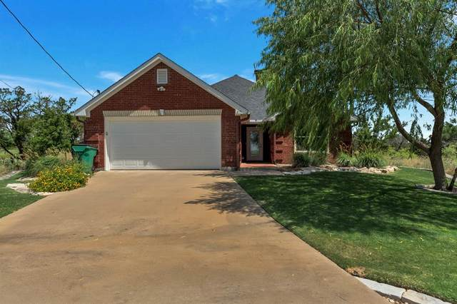 215 Winged Foot Drive, Graford, TX 76449 (MLS #14295138) :: EXIT Realty Elite