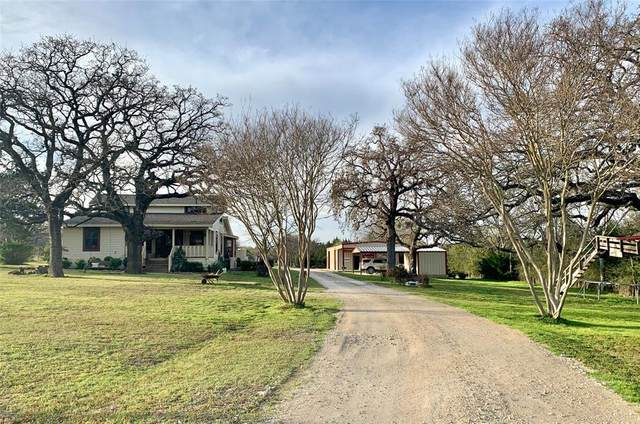 4345 County Road 423, Grandview, TX 76050 (MLS #14295235) :: Potts Realty Group