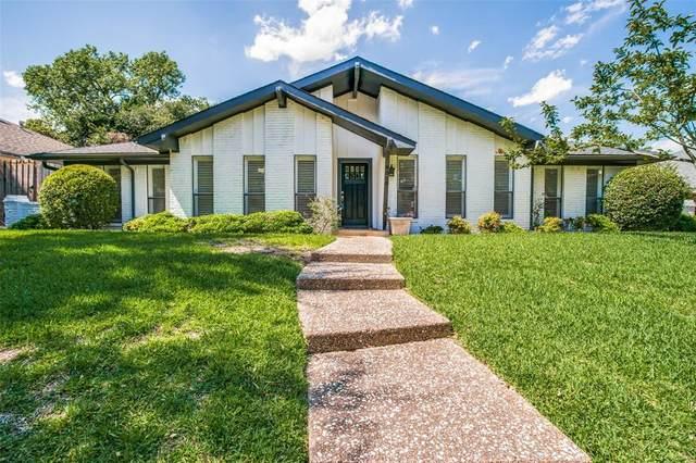 9515 Viewside Drive, Dallas, TX 75231 (MLS #14295719) :: Robbins Real Estate Group