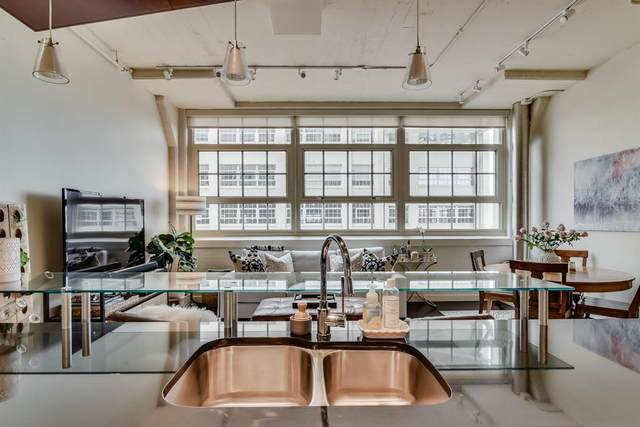 2600 W 7th Street #1313, Fort Worth, TX 76107 (MLS #14295873) :: The Mitchell Group