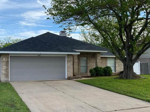 303 Meadowbrooke Drive, Cedar Hill, TX 75104 (MLS #14295910) :: Century 21 Judge Fite Company
