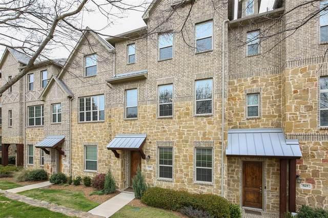 569 W Royal Lane, Irving, TX 75039 (MLS #14295998) :: The Hornburg Real Estate Group