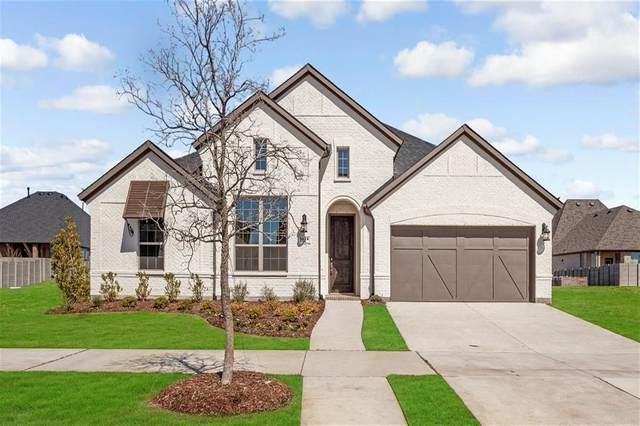 1424 13th, Argyle, TX 76226 (MLS #14296130) :: Frankie Arthur Real Estate