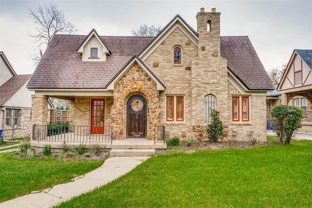 5446 Morningside Avenue, Dallas, TX 75206 (MLS #14296220) :: Robbins Real Estate Group