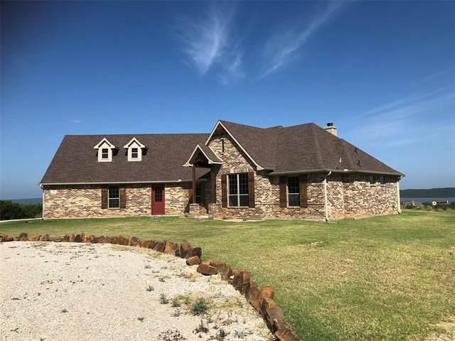 1080 S Canyon Wren, Possum Kingdom Lake, TX 76449 (MLS #14297068) :: Tenesha Lusk Realty Group