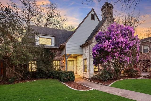 6118 Lakeshore Drive, Dallas, TX 75214 (MLS #14297084) :: Robbins Real Estate Group
