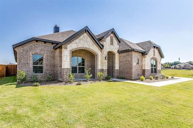 1921 Manzana Way, Burleson, TX 76028 (MLS #14297587) :: Real Estate By Design