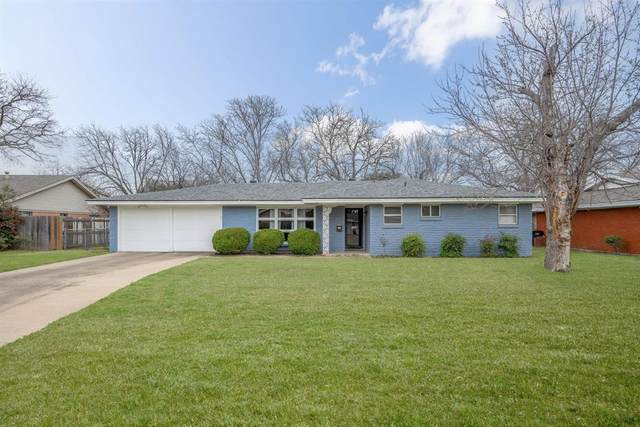 5645 Wharton Drive, Fort Worth, TX 76133 (MLS #14297760) :: Real Estate By Design