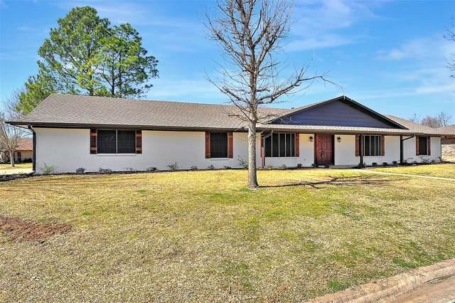 2602 Rivercrest Drive, Sherman, TX 75092 (MLS #14297957) :: The Kimberly Davis Group