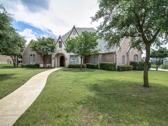 117 Stoneleigh Drive, Heath, TX 75032 (MLS #14298052) :: RE/MAX Landmark