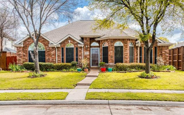 6402 Day Spring Drive, The Colony, TX 75056 (MLS #14298442) :: The Kimberly Davis Group