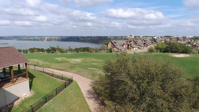 Lot 1 Oyster Bay, Possum Kingdom Lake, TX 76449 (MLS #14298660) :: The Daniel Team