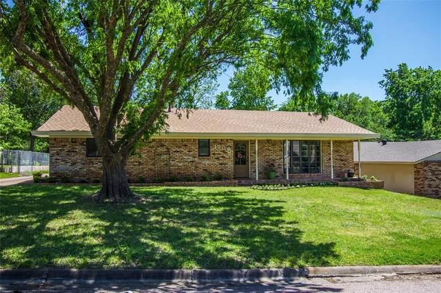 1206 W Mcgee Street, Sherman, TX 75092 (MLS #14298697) :: Tenesha Lusk Realty Group