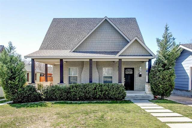 2316 Hillcrest Street, Fort Worth, TX 76107 (MLS #14298855) :: The Mitchell Group
