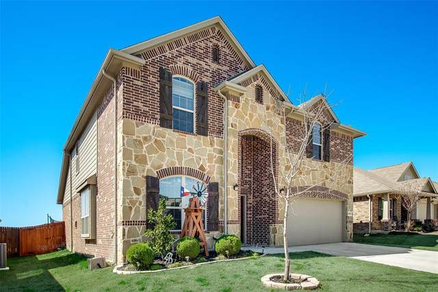 14713 Gilley Lane, Fort Worth, TX 76052 (MLS #14298870) :: Real Estate By Design