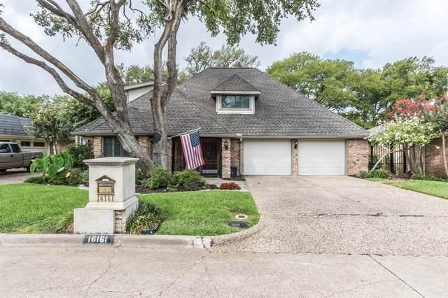 16161 Chalfont Circle, Dallas, TX 75248 (MLS #14298884) :: Team Tiller
