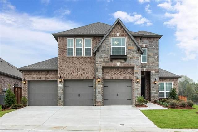 1425 Hodge Street, Mckinney, TX 75071 (MLS #14299136) :: All Cities USA Realty