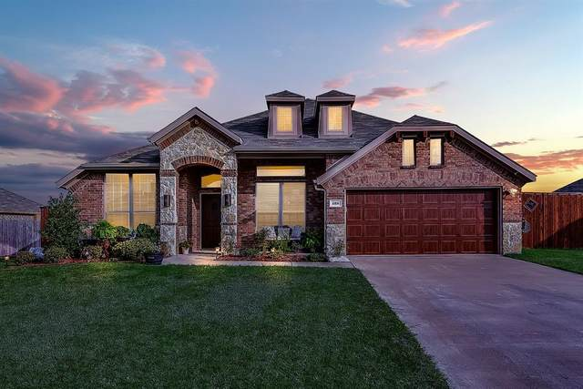 123 Hillcrest Way, Crandall, TX 75114 (MLS #14299394) :: All Cities USA Realty