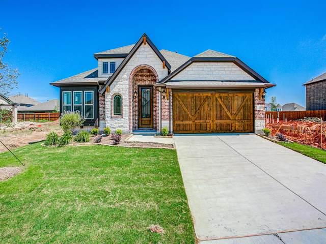 1105 Granger Drive, Mckinney, TX 75071 (MLS #14300014) :: The Good Home Team