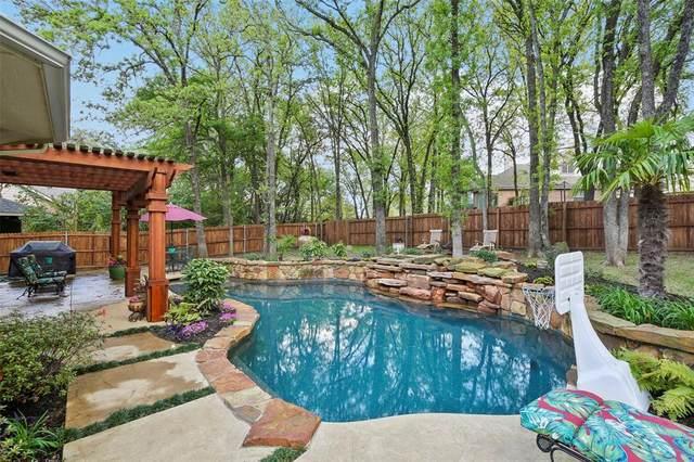4105 Georgetown Drive, Flower Mound, TX 75028 (MLS #14300033) :: The Tierny Jordan Network