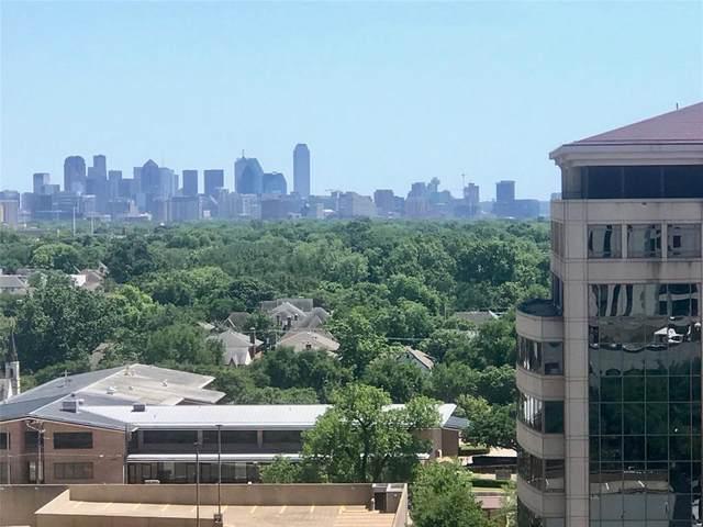 5909 Luther Lane #1403, Dallas, TX 75225 (MLS #14300183) :: RE/MAX Pinnacle Group REALTORS
