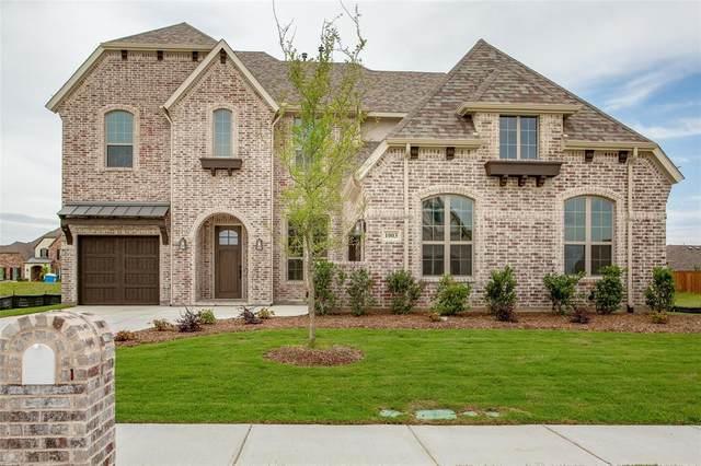 1003 Heather Falls Drive, Rockwall, TX 75087 (MLS #14301751) :: NewHomePrograms.com LLC