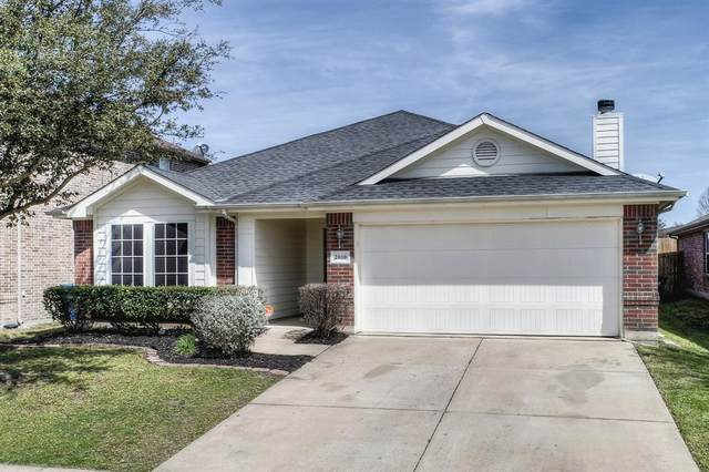 2010 Cross Cut Drive, Forney, TX 75126 (MLS #14301798) :: RE/MAX Landmark