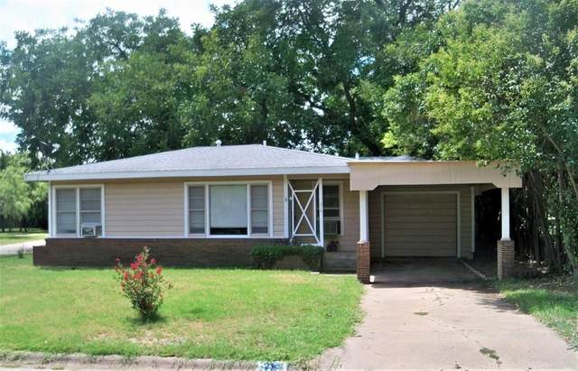 216 E 8th Street, Coleman, TX 76834 (MLS #14303010) :: Post Oak Realty