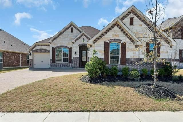 9717 Baltic Lane, Frisco, TX 75035 (MLS #14303218) :: The Kimberly Davis Group