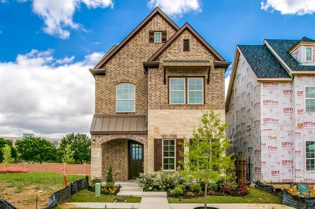 6752 Verandah Way, Irving, TX 75039 (MLS #14303470) :: The Good Home Team