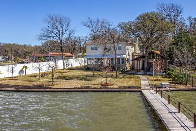154 Aztec Drive, Mabank, TX 75156 (MLS #14303824) :: The Chad Smith Team