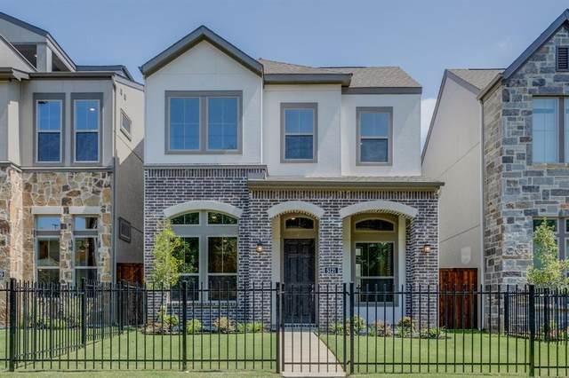 5121 Artemesia Lane, Dallas, TX 75209 (MLS #14303838) :: The Hornburg Real Estate Group