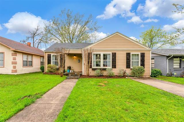 2816 Ryan Avenue, Fort Worth, TX 76110 (MLS #14304225) :: Bray Real Estate Group