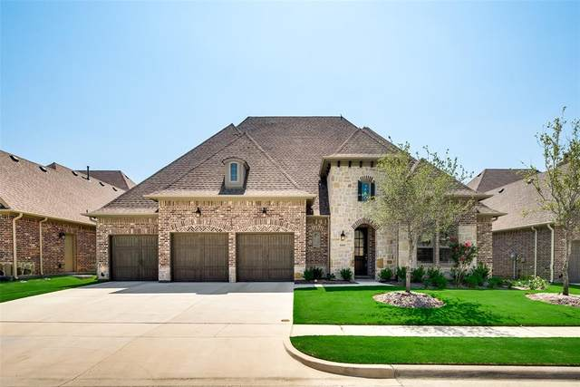 8109 Castlebridge, The Colony, TX 75056 (MLS #14304362) :: The Kimberly Davis Group