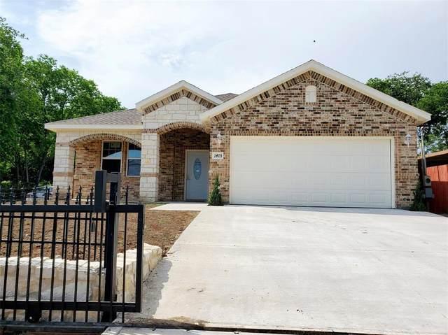 1403 Montague Avenue, Dallas, TX 75216 (MLS #14304674) :: The Hornburg Real Estate Group