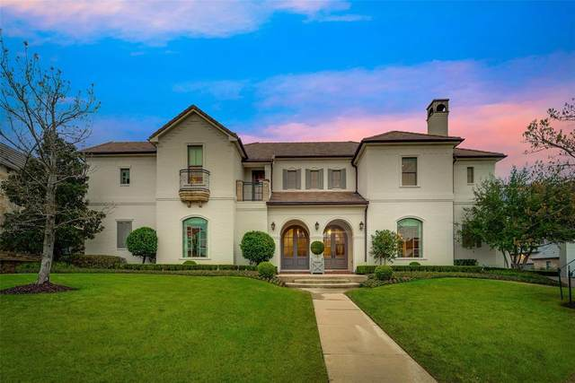 4609 Palencia Drive, Fort Worth, TX 76126 (MLS #14305202) :: Real Estate By Design