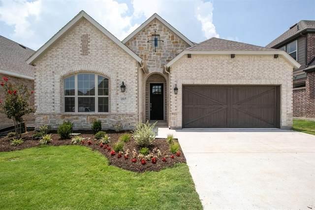1517 Lavender Lane, Argyle, TX 76226 (MLS #14305641) :: Frankie Arthur Real Estate