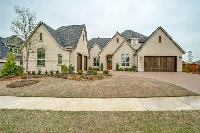 1710 Princeton Lane, Prosper, TX 75078 (MLS #14305686) :: The Kimberly Davis Group