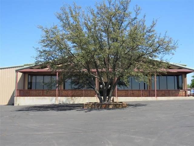 9230 Highway 279, Brownwood, TX 76801 (MLS #14306908) :: Century 21 Judge Fite Company
